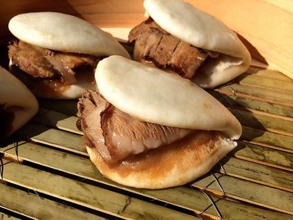 美味しい浜松角煮まん
