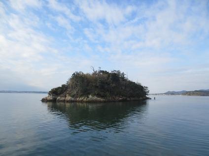 浜名湖礫島