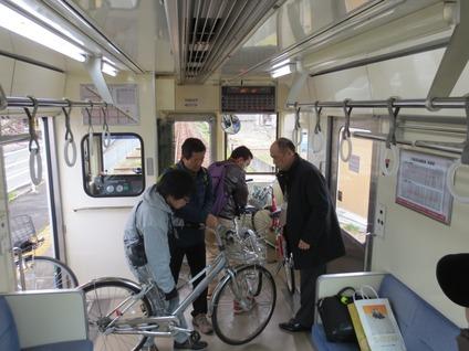 天竜浜名湖鉄道サイクリング