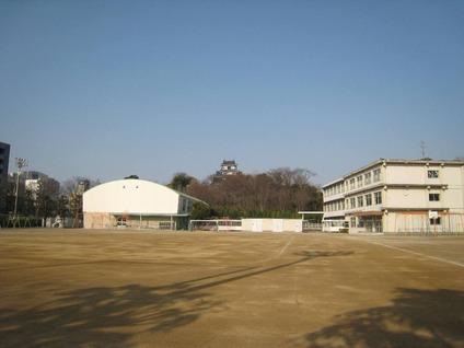 元城小学校2009-02