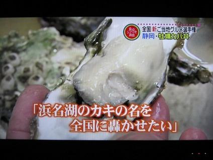 浜名湖 牡蠣カバ丼