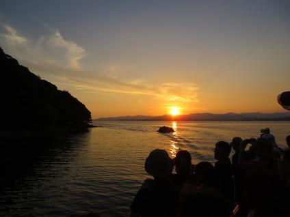 浜名湖サンセットクルーズ