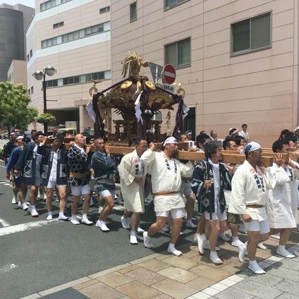 松尾神社まつり