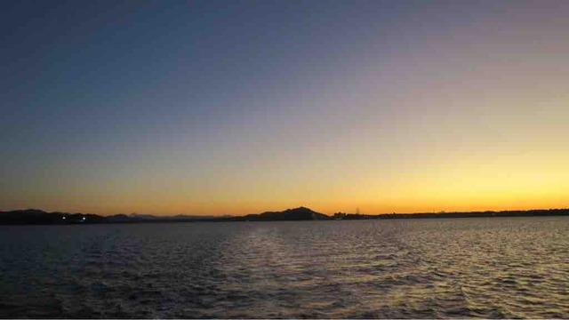 浜名湖遊覧船「初日の出クルーズ」