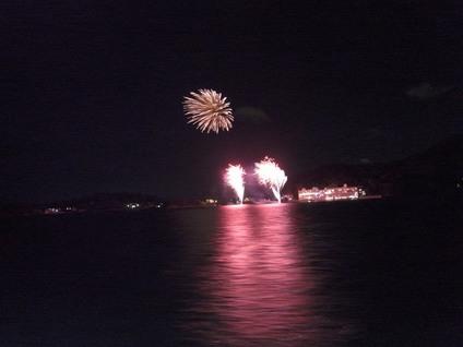浜名湖遊覧船40周年