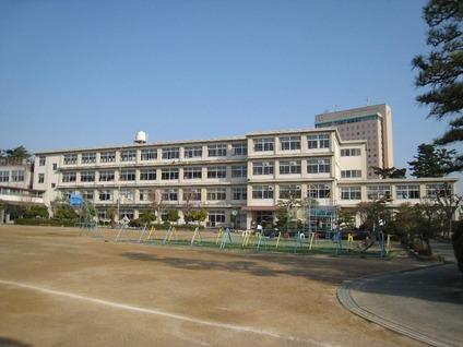 元城小学校2009-01