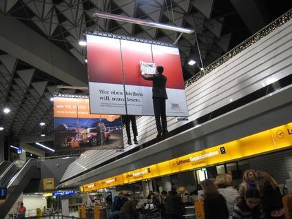 フランクフルト広告