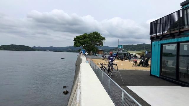 ミニキャンプ浜名湖