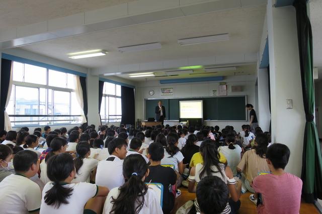 浜松市立新津小学校