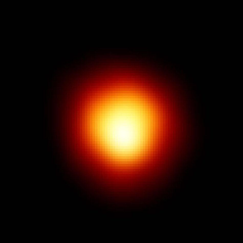 科学 ベテルギウス 概要 冬の夜空に明るく輝くオリオン座の1等星「ベテルギウス」が、従来より..