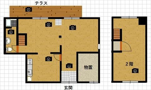 2澤田忍邸
