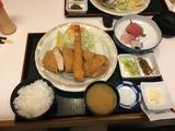 写真2特上合盛定食¥2,480