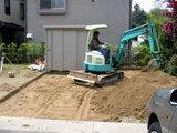 掘削工事�