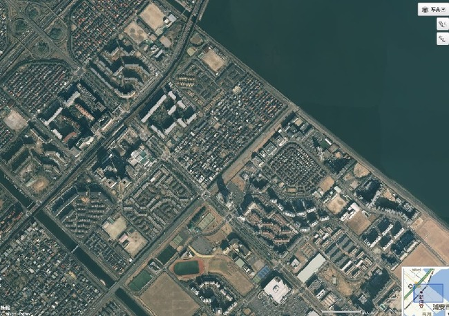 浦安の古地図2