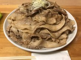 2.2kgの生姜焼とライス