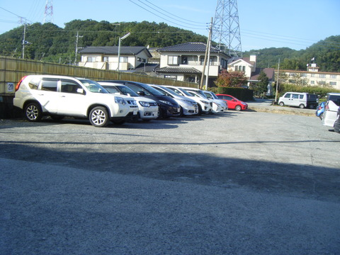 DSCF0705 馬庭小学校駐車場 2