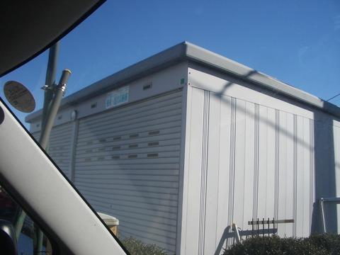 高崎シルバー人材センターの倉庫?