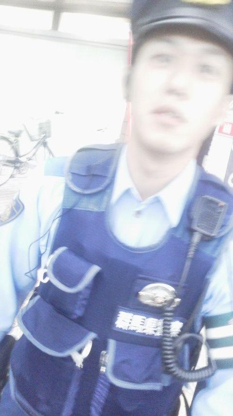 高崎警察署の ノルマ警察官 2