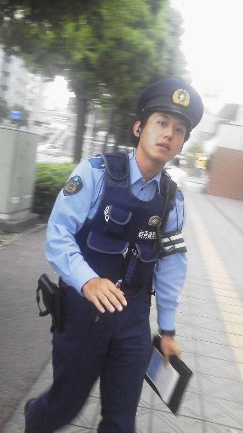 高崎警察署の ノルマ警察官 1