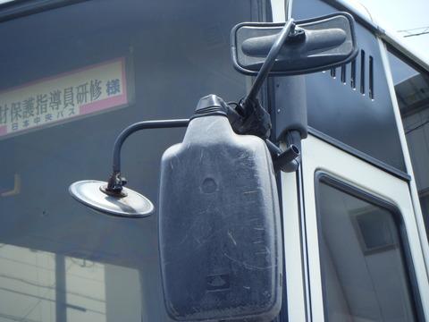 前橋市文化財保護指導員が使ったバス