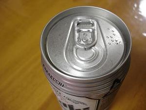 20080821缶ビール