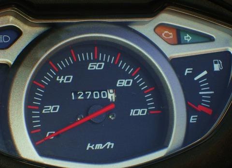 12700km