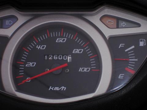 12600km