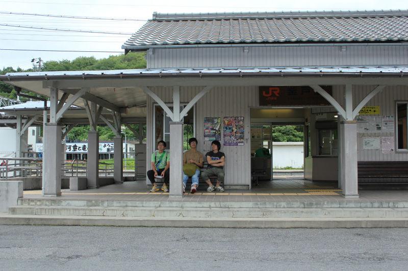 釜戸駅から大湫宿まで歩いてみた...