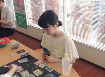 尾崎由香カードゲーム2