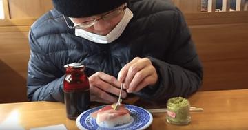 syamuくら寿司わさび