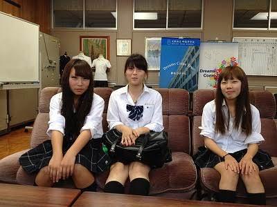 syamuさんの母校大阪府立岬高校...