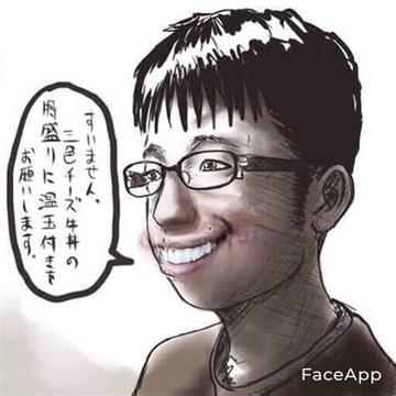 チー牛笑顔