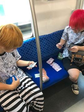 電車キモオタ
