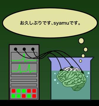 syamu脳みそ