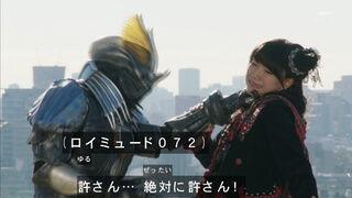 仮面ライダー字幕