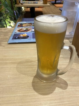 スーパー銭湯ビール
