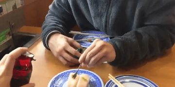 syamuわさび寿司