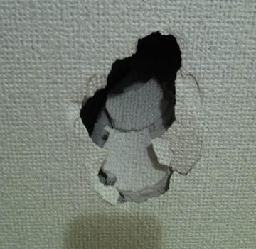 ニート壁破壊