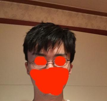 陰キャ髪型