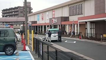 ピアゴ植田店syamuタクシー1