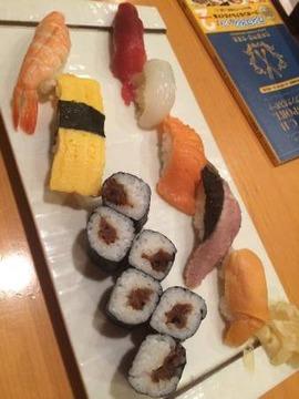 なでしこ寿司不味い
