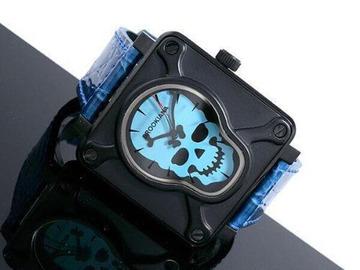ケンモメン腕時計