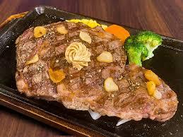 いきなりステーキ筋だらけ