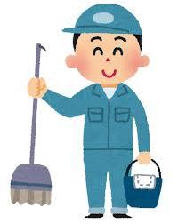 バチャ豚清掃員