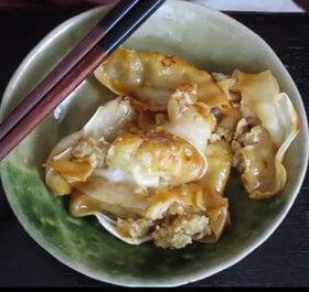 王将の冷凍餃子syamu