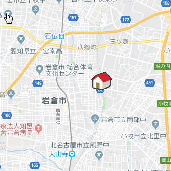 syamu住所特定岩倉1