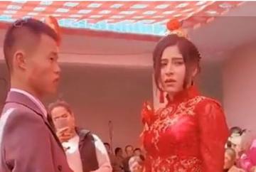 中国ウイグル結婚