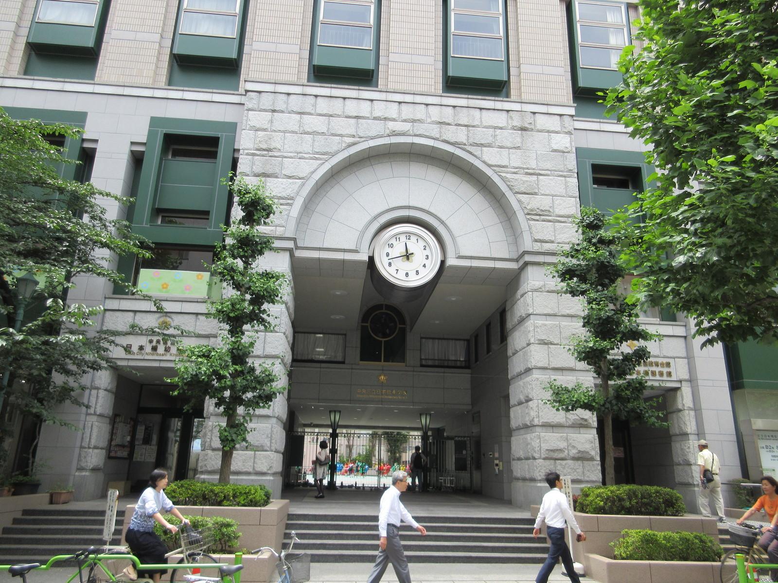 東京の旅 5 中央区日本橋人形町...
