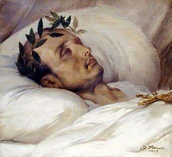 345px-Napoleon_sur_son_lit_de_mort_Horace_Vernet_1826