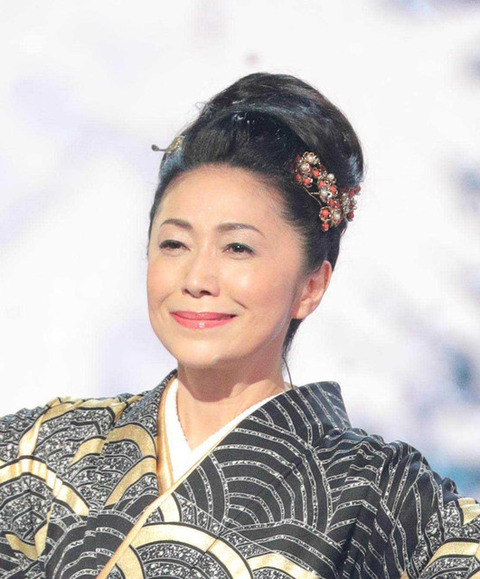 石川さゆり、遠縁の大相撲・正代の初優勝を祝福「お祝い会をしましょう」
